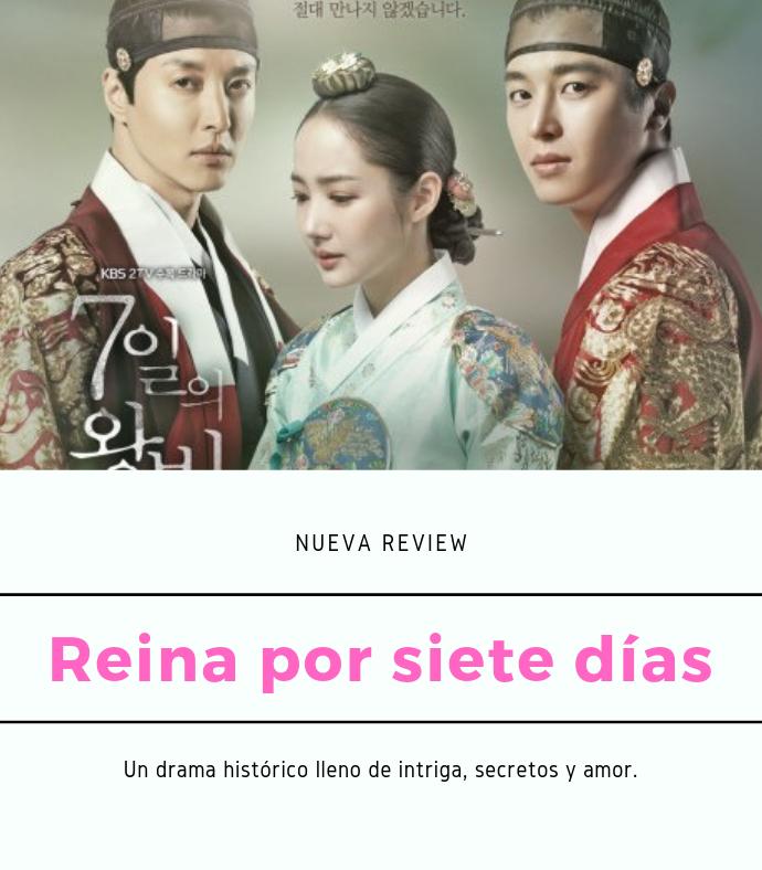 Review: Reina por siete días