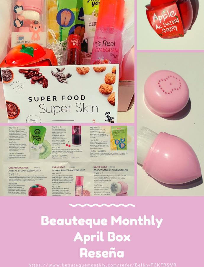 Review: Beauteque Monthly Suscripción Mensual