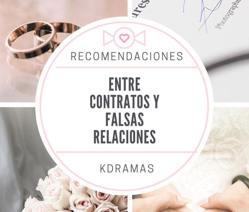 Entre contratos y falsas relaciones